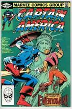 Captain America #267 (1968) - 6.5 FN+ *1st Appearance Everyman*  - $5.93