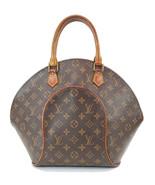 Authentic LOUIS VUITTON Ellipse MM Monogram Handbag Purse #36712 - $427.50