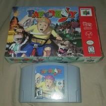 Paperboy (Nintendo 64, 1999) w/ box. Missing manual - $29.99
