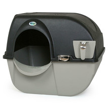 Omega Paw Elite Roll 'n Clean Self-Cleaning Litter Box (Choose Size) - $76.22+