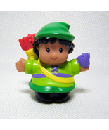 Fisher Price Little People ROBIN HOOD Watchful Woodsman - $4.00