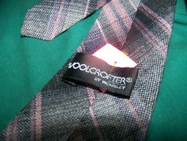 Woolcrofter by Wembley Man necktie - $15.00