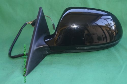 08-13 Audi A5 Sideview Side View Door Wing Mirror Driver Left  LH