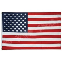 Wholesale lot 12pcs 3' x 5' ft USA US American Flag Stars Grommets Unite... - $24.27