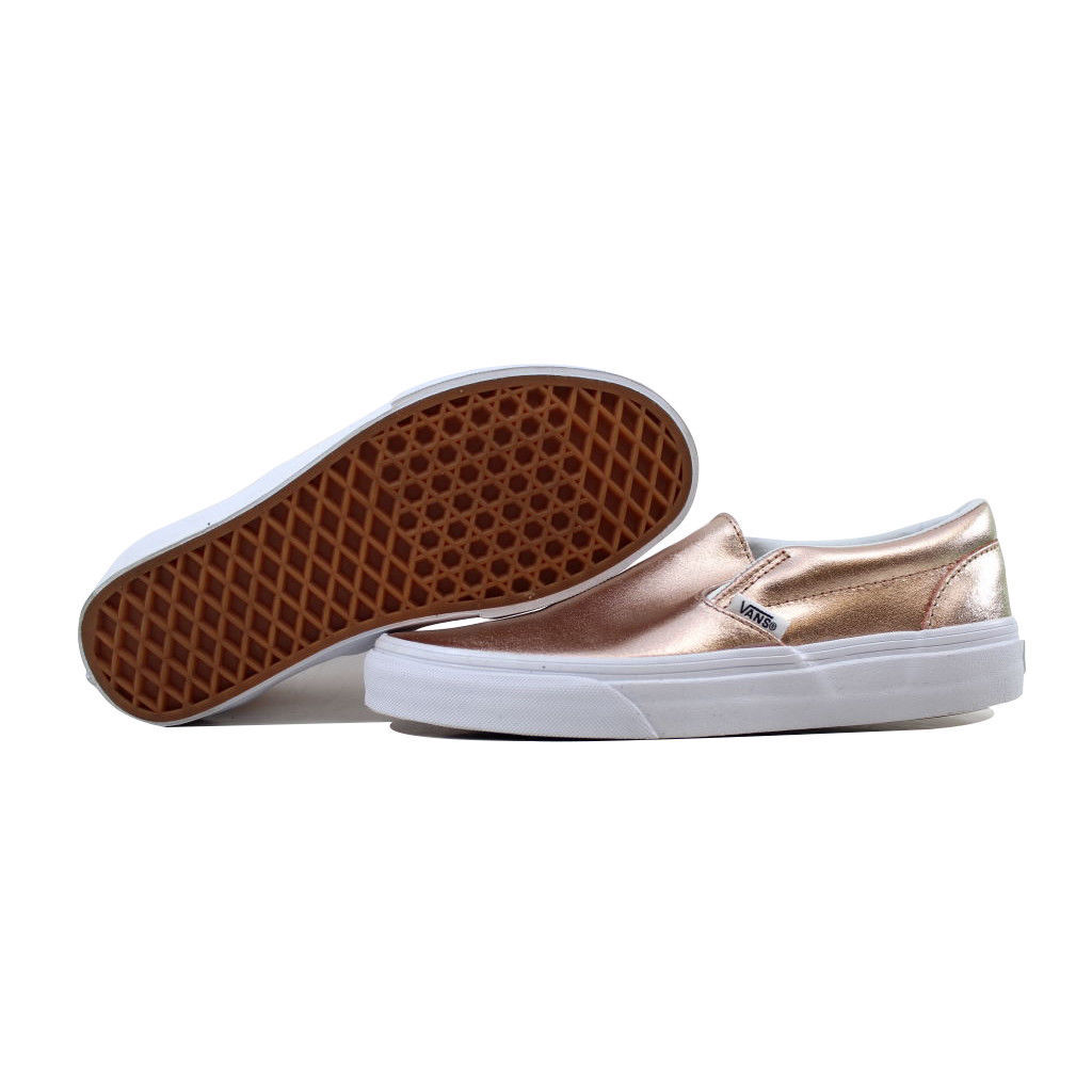 Vans Classic Slip-On Rose Gold Metallic and similar items. S l1600 d0d4fb30a