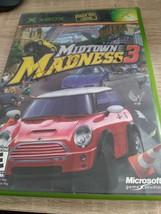 MicroSoft XBox Midtown Madness 3 image 1