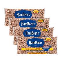 (4 Pack) Hurst's Ham Beens Pinto Beans, 20 oz - $22.76