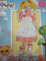 LALALOOPSY Costume Sz 2 4 T Toddler Kids Girls Pageant Party Halloween NEW - $15.80