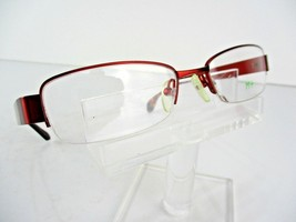 M+ by Modo Mod 1148 (MBURG) Burgundy  50 x 17 135 mm Eyeglass Frames - $19.75
