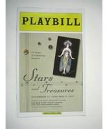 Playbill Stars and Treasures Exhibition Program 2007 Oenslager Gallery B... - $39.55