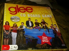 Glee CD Board Game **Brand New And Sealed** - $13.81