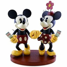 Figure Pie-Eyed Minnie and Mickey Mouse - $494.99