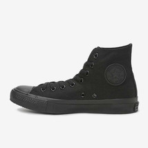 CONVERSE CANVAS ALL STAR HI Black Monoclome Chuck Taylor Japan Exclusive - $140.00