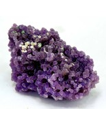 162 Gram Double Sided Natural Chalcedony / Grape Agate from Indonesia  - $135.00