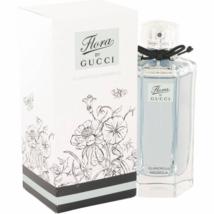 Gucci Flora Glamorous Magnolia Perfume 3.3 Oz Eau De Toilette Spray image 1