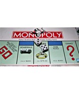 Monopoly - Parker Brothers Real Estate Trading Game (1996) Board Game - $13.95