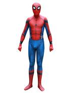 Kids Homecoming Spiderman Costume Spandex Bodysuit Halloween Cosplay Zentai - $49.99