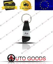 Audi A4 S4 Avant B5 B6 B7 B8 B9 Leather Car Key Ring Key Chain Keyring K... - $11.77