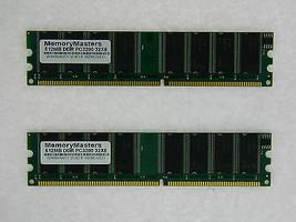 1GB (2X512MB) MEMORY FOR HP MEDIA CENTER TV M7330N TV M7334N 886C 896C M20
