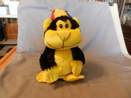 Singing, Spinning Plush Monkey from Gemmy Industries Sings Dizzy! - $37.13