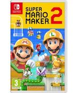 Brand new Super Mario Maker 2 Nintendo Switch free shipping - $54.99