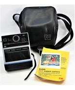 Kodak EK6 Instant Camera with Case & Manual Untested - $21.77