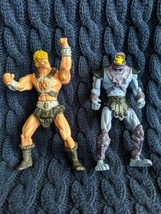 "He-Man & Greyskull Action Figures 4"" - $10.99"