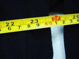 Mcafee Virus Reißverschluss Fleece Jacket Landmark Schwarz Größe L Herren T71 image 8