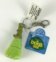 A Bugs Life Light Up Keychain Hopper Grasshopper New with Tags Disney Applause - $13.32