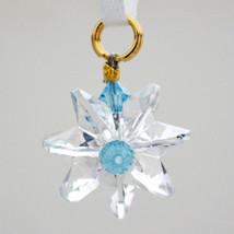 Miniature Clear Crystal Daisy image 1