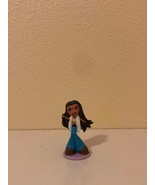Action Figure Doll Bratz PVC Dark Brown Hair Bakery Crafts 2004 - $0.98