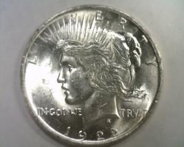 1922 PEACE SILVER DOLLAR CHOICE UNCIRCULATED / GEM  CH. UNC. / GEM NICE ... - $48.00