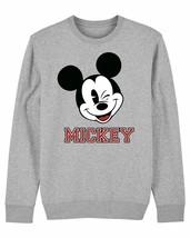 Mickey Mouse Wink Children's Unisex Grey Sweatshirt - $21.31