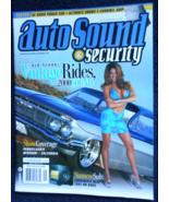 Sep 2000 - Auto Sound & Security Magazine - Old School Vintage Rides, 20... - $8.95
