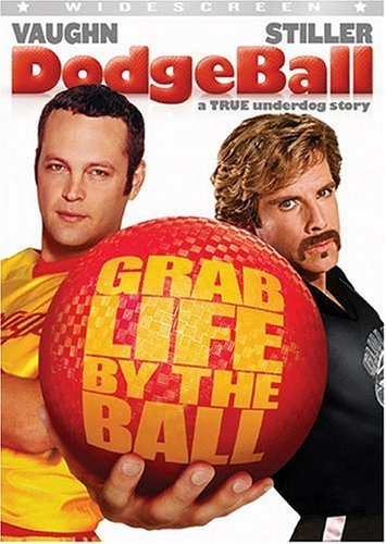 Dodgeball - A True Underdog Story (Widescreen Edition) [DVD] [2004]