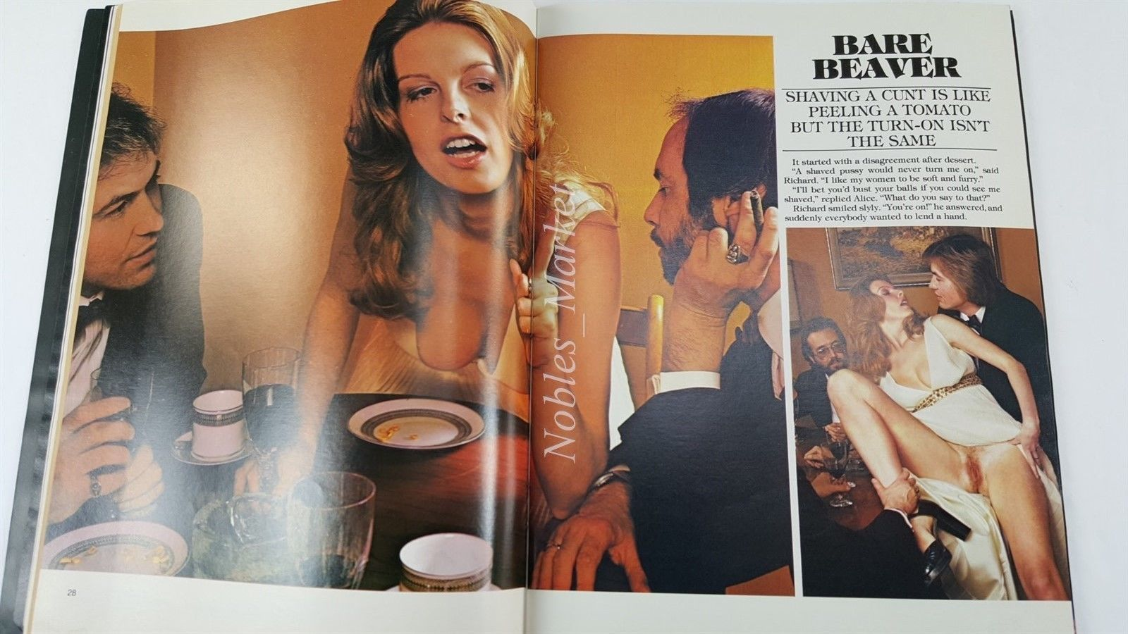 HUSTLER March 1976 Vol. 2, No. 9 Adult Magazine