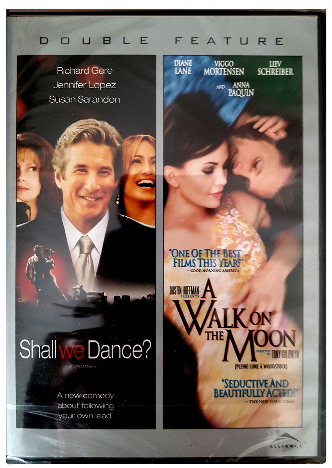 Shall we double feature dvd main