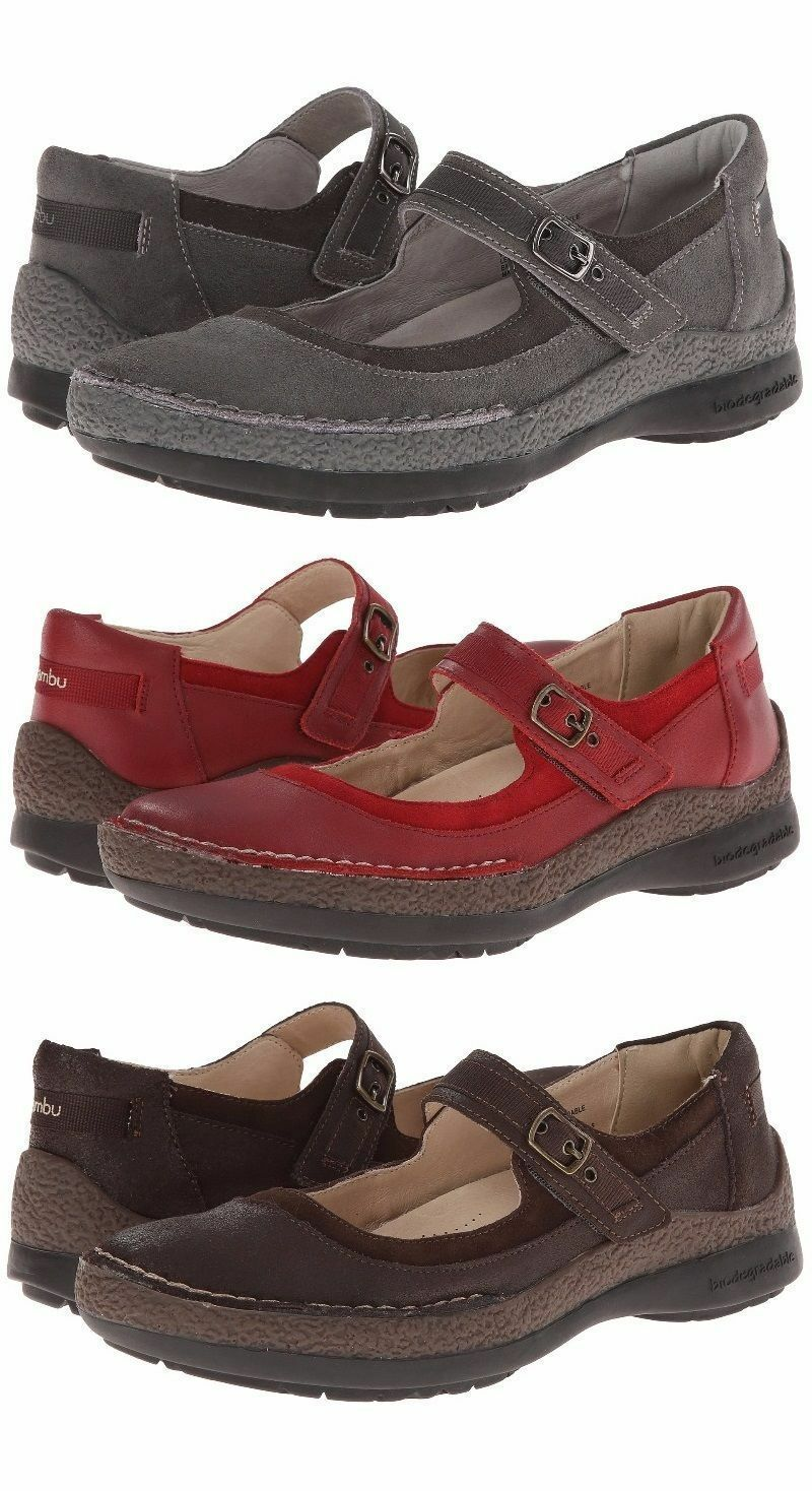 Primary image for JAMBU Leather Womens Shoe Sandal! Reg$130 Sale $49.99 LastPairs!