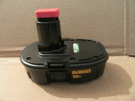 GENUINE DeWalt 18V  Battery DC9098 NICAD  - $55.00