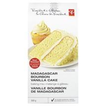 Presidents Choice Madagascar Bourbon Vanilla Cake Mix Truly Canadian 6 B... - $79.99