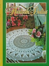 """Hard Covered Book - """"Heirloom Doilies"""" - House of White Birches - Gently Used - $18.00"""