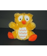 "2019 ANIMAL ADVENTURE OWL PLUSH TOY 6"" - $4.95"