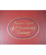 Readers Digest 40th Anniversary HC with Slipcase - $17.86