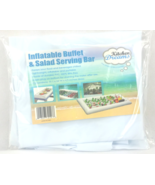 """Inflatable Cooler Chill Bar Food & Drink Ice Chill 51""""x 24"""" x 4.5""""   - $16.78"""