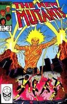The New Mutants # 12 [Unknown Binding] [Jan 01, 1983] Marvel Comics Group - $4.89
