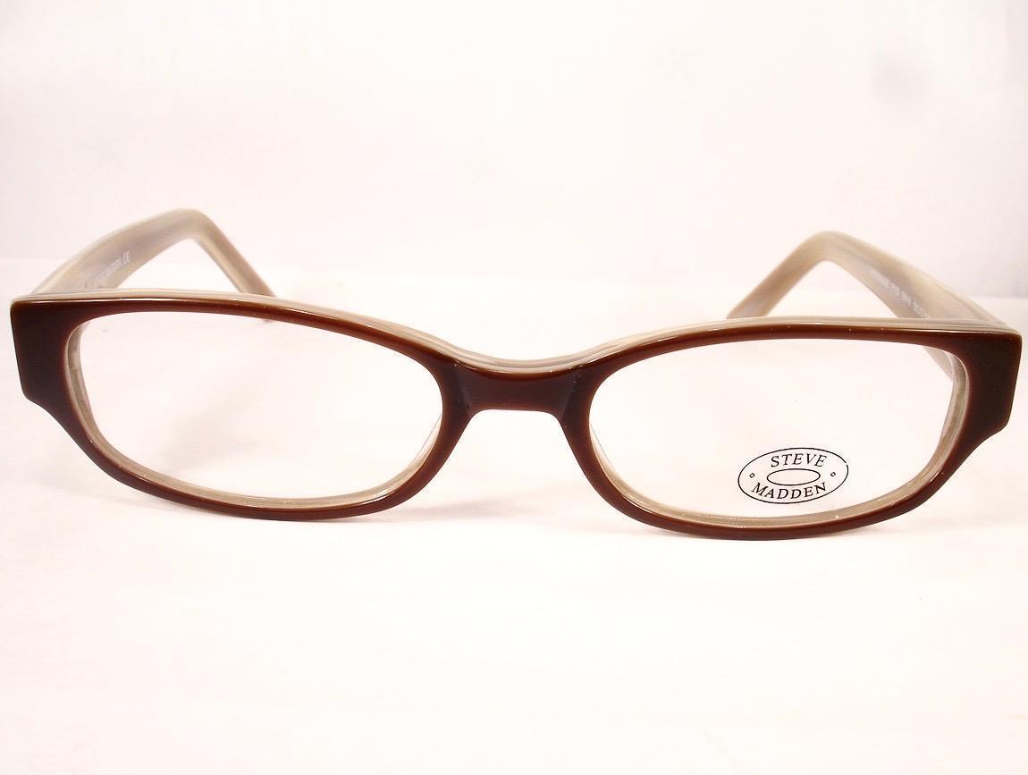 Steve Madden Eyeglasses P105 BRHN Women and similar items