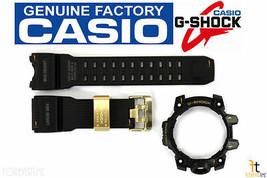 CASIO G-Shock Mudmaster GWG-1000GB Black Rubber Watch Band & Bezel Combo - $134.95