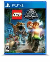Brand New Sealed Lego Jurassic World (Sony Play Station 4, 2015) PS4 - $22.99