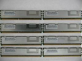 32GB (8 x 4GB) DDR2 FB Fully Buffered PC2-5300F 667 Memory Dell Precision 490