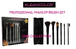 3 sets KLEANCOLOR Professional Makeup Brush Set Pouch in a Box  LIMITED ... - $29.47